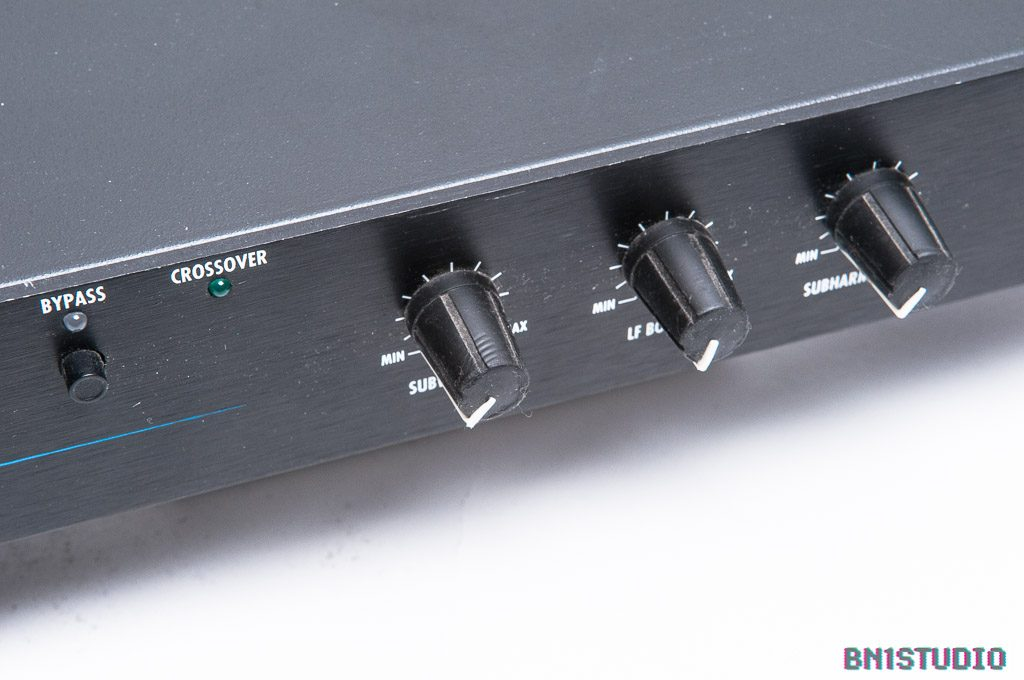 dbx 120XP Subharmonic Synthesiser