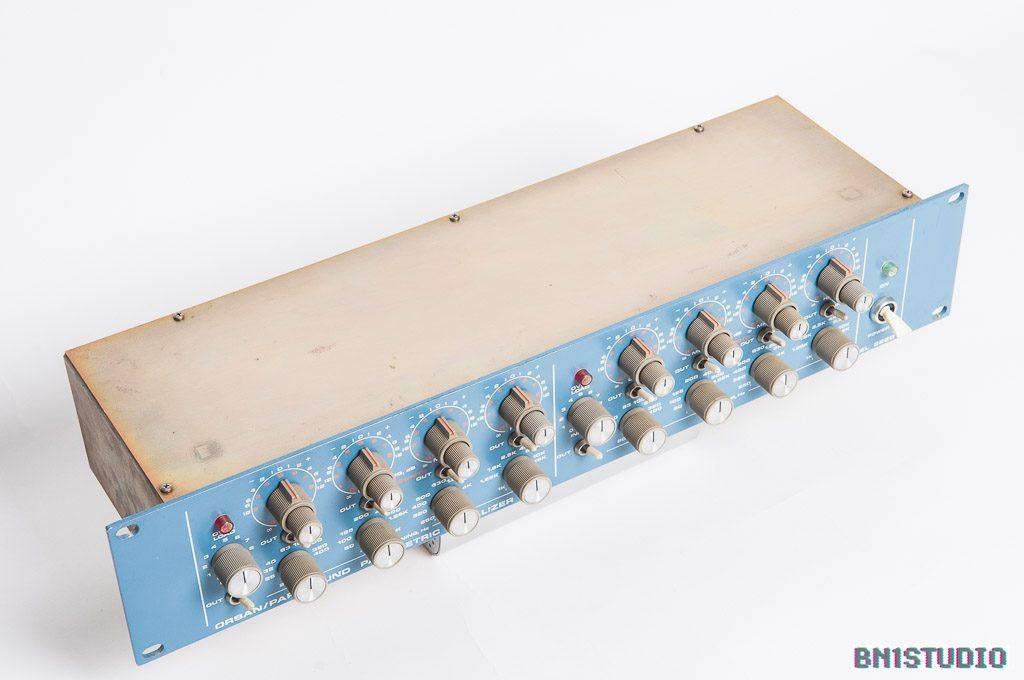Orban 622B Stereo Equaliser