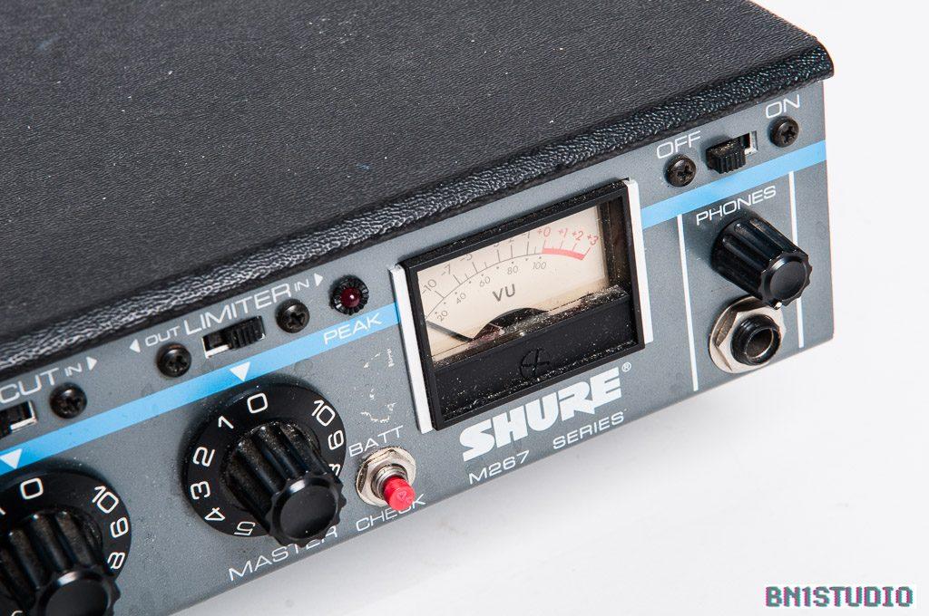 Shure M267