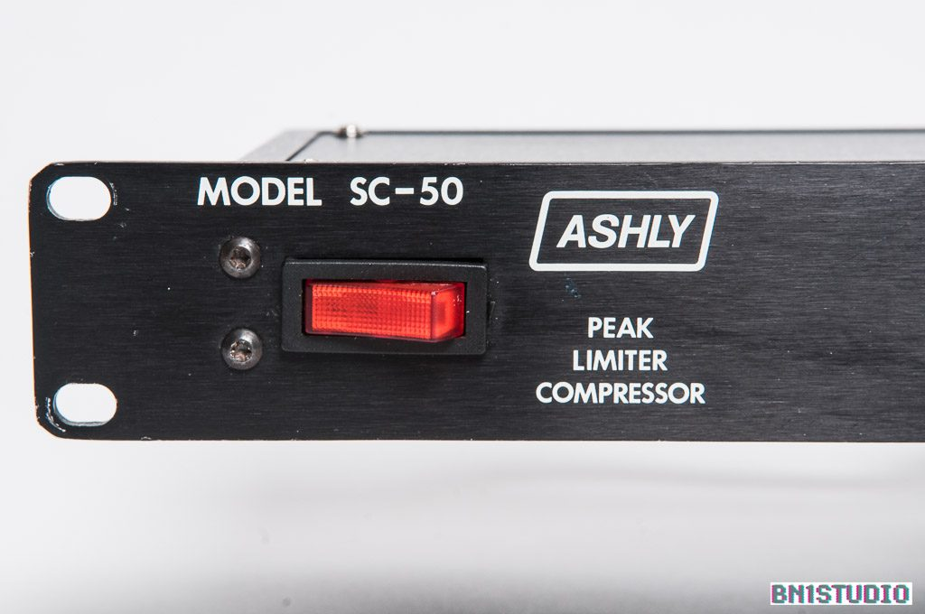 Ashly SC-50 Compressor