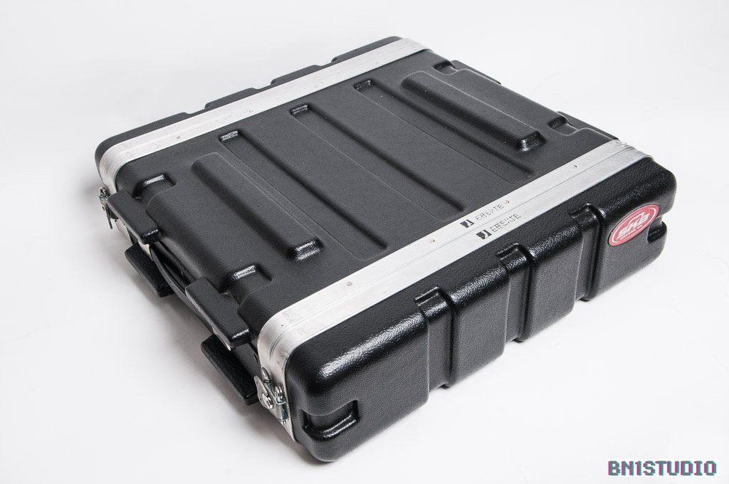 2U SKB Hard Case