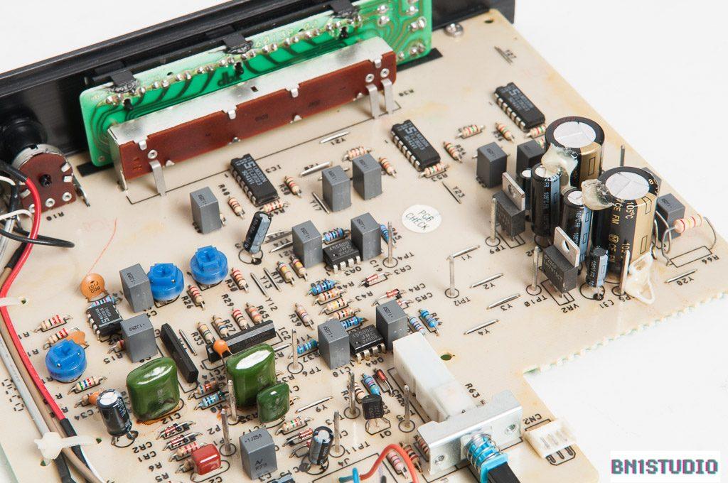 dbx 163X Recapped & Refurbished
