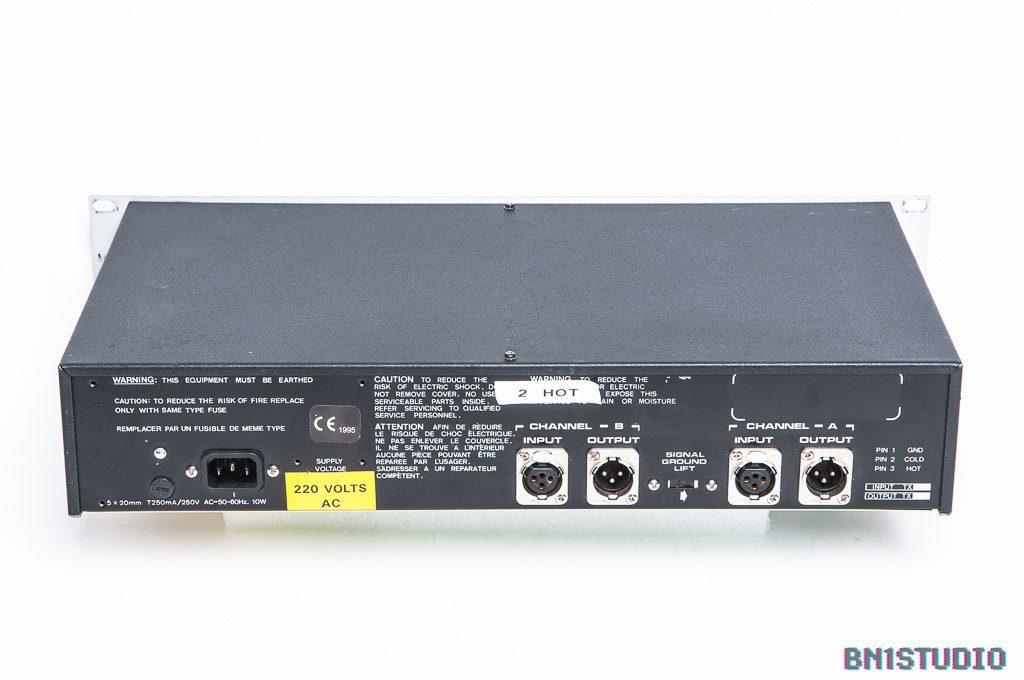 Klark-Teknik DN410 Parametric Equaliser
