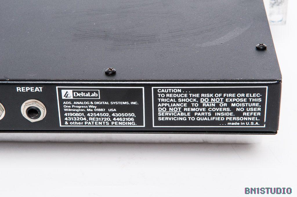 Deltalab Effectron II ADM 1024