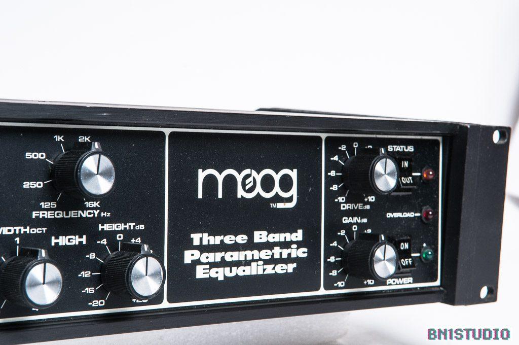 MOOG MKPE Parametric Equaliser