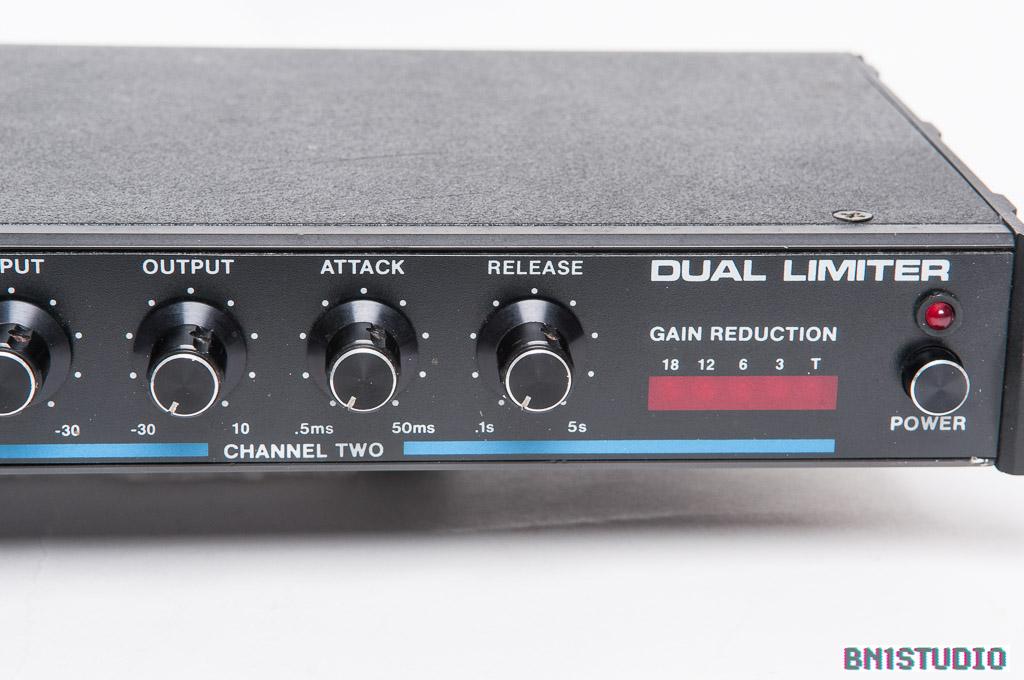 MXR M-136 Dual Limiter