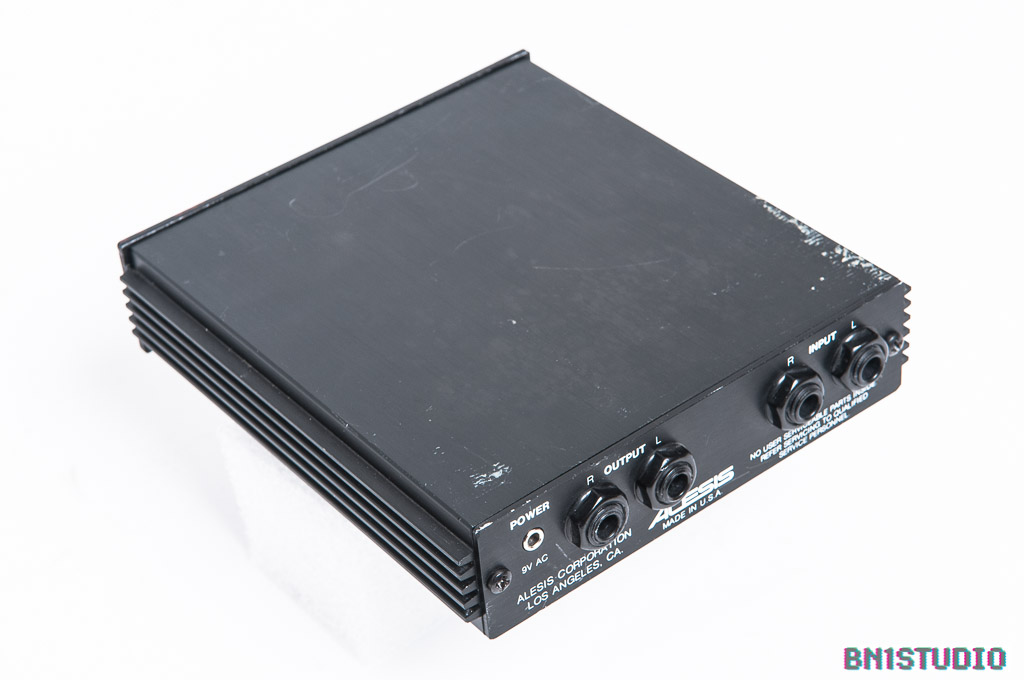 Alesis Micro Limiter - Modified & Recapped