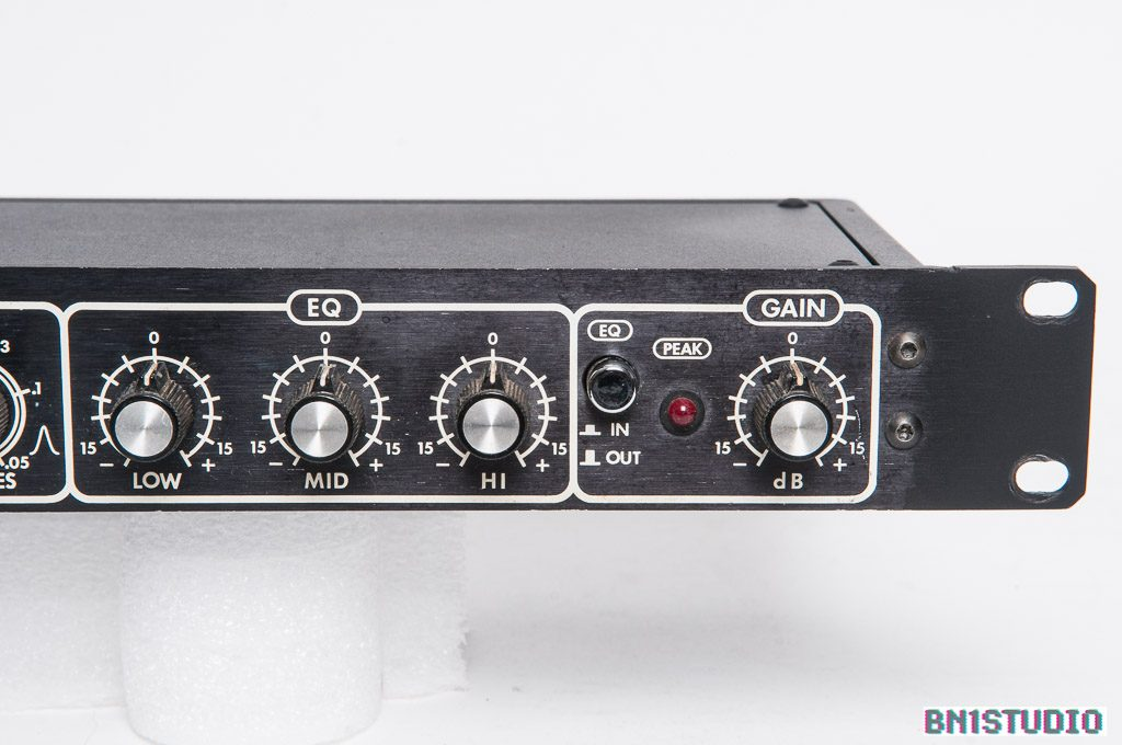Ashly SC-63 Parametric Equaliser