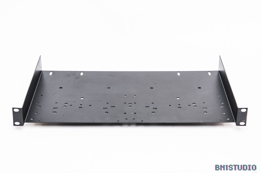 1U rack tray