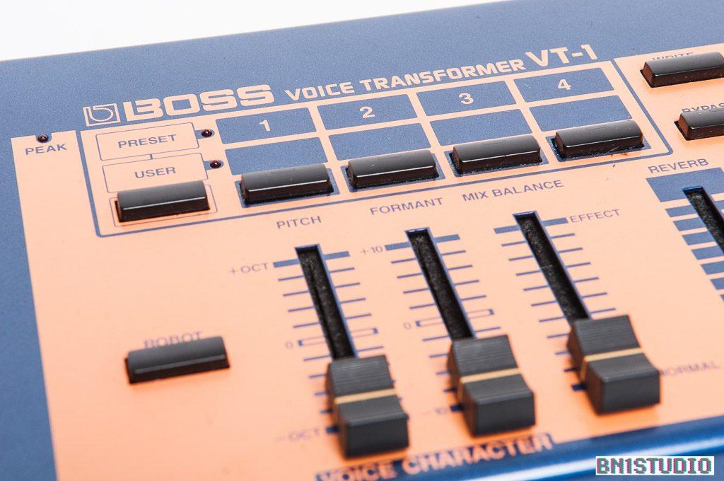 Boss Voice Transformer VT-1
