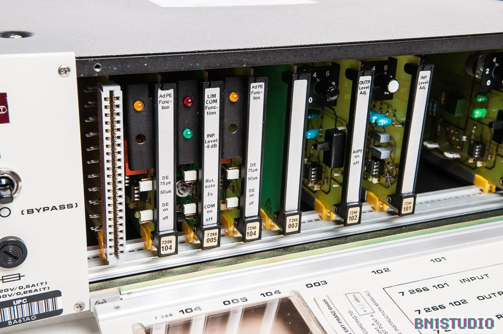 EMT-Franz 266X Transient Limiter