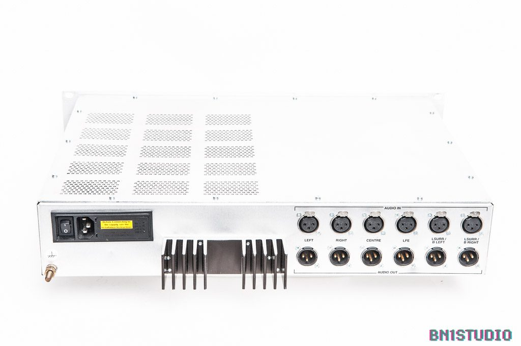 SSL XLogic 5.1 Multichannel Bus Compressor
