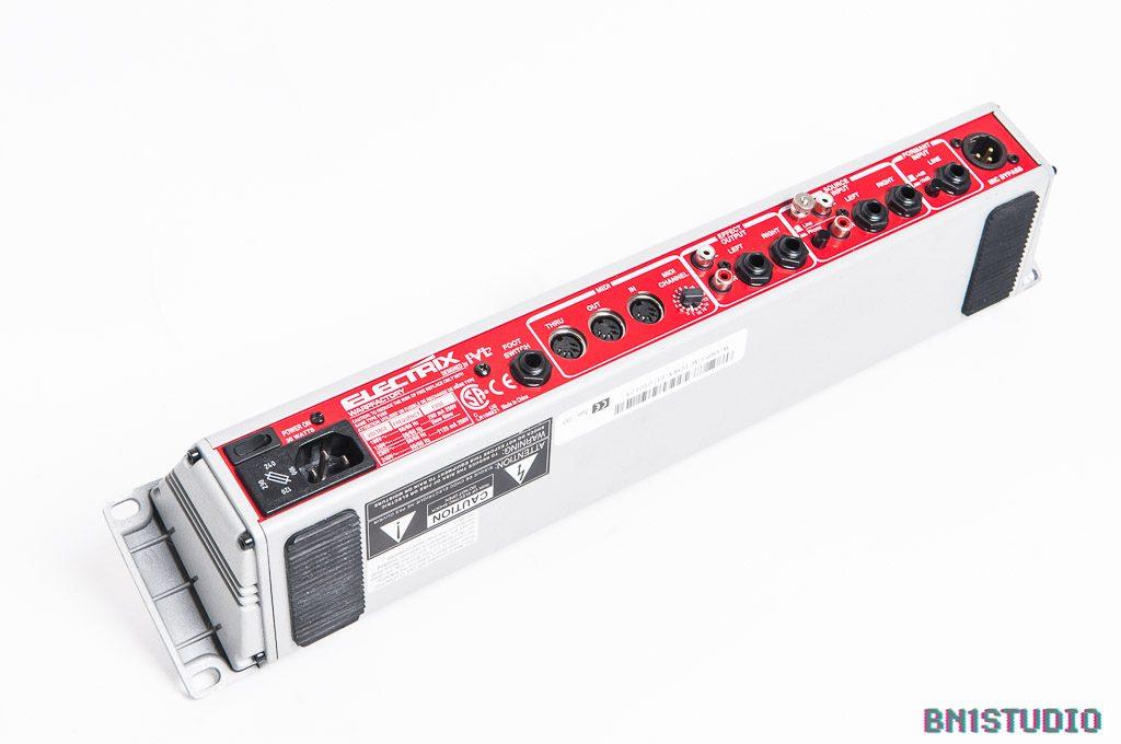 Electrix Warp Factory Vocoder