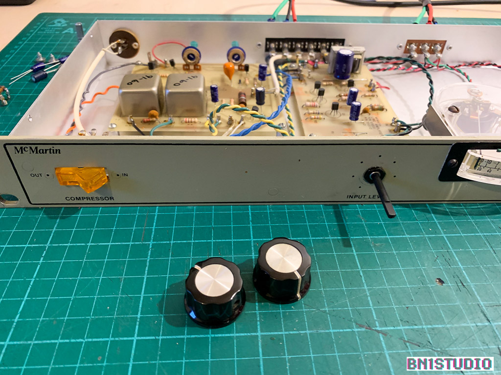 McMartin LR1004C Limiter / Compressor