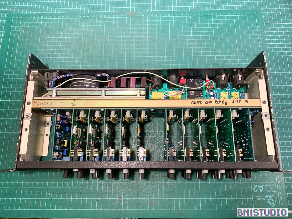 Meyer CP-10 Internal shot