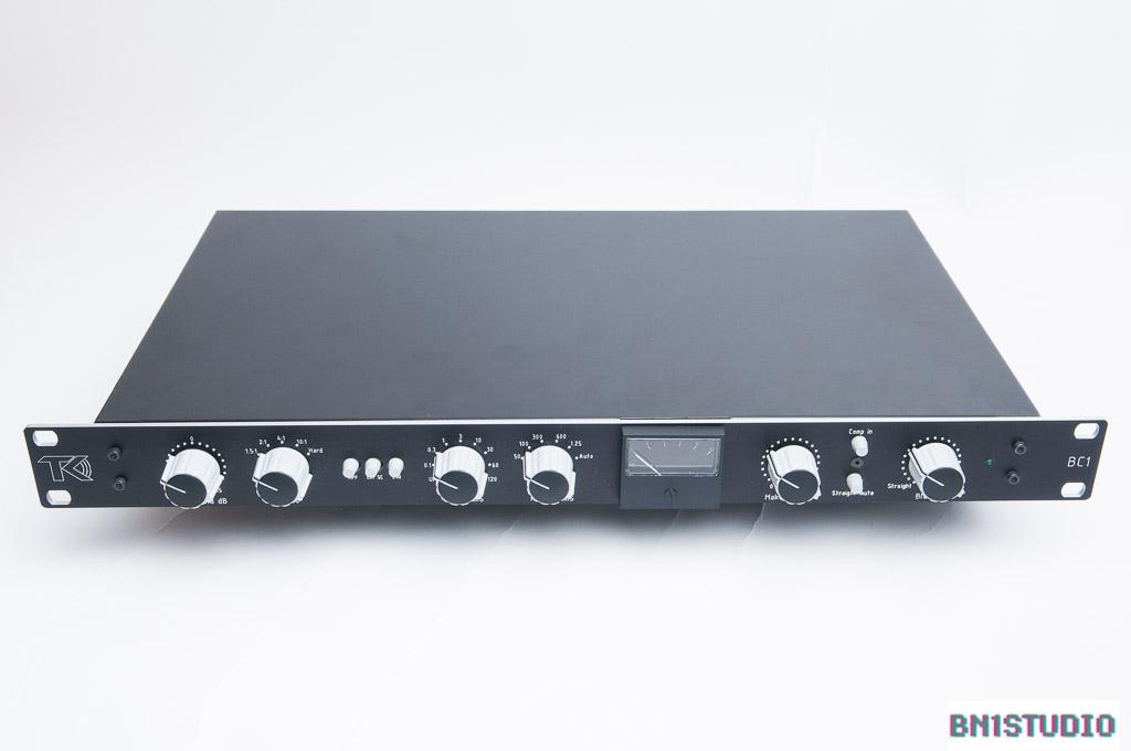 TK Audio BC1 MkII Stereo Compressor / Limiter | Bn1studio