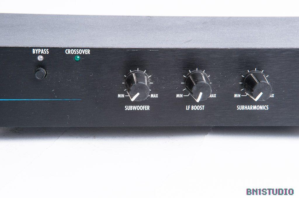 dbx 120XP Subharmonic Synthesiser