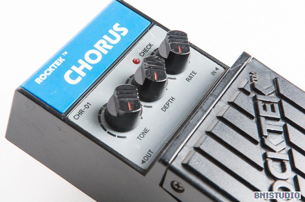 Rocktek CHR-01 Chorus Pedal