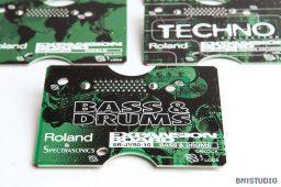 SR-JV80-10 Bass & Drums