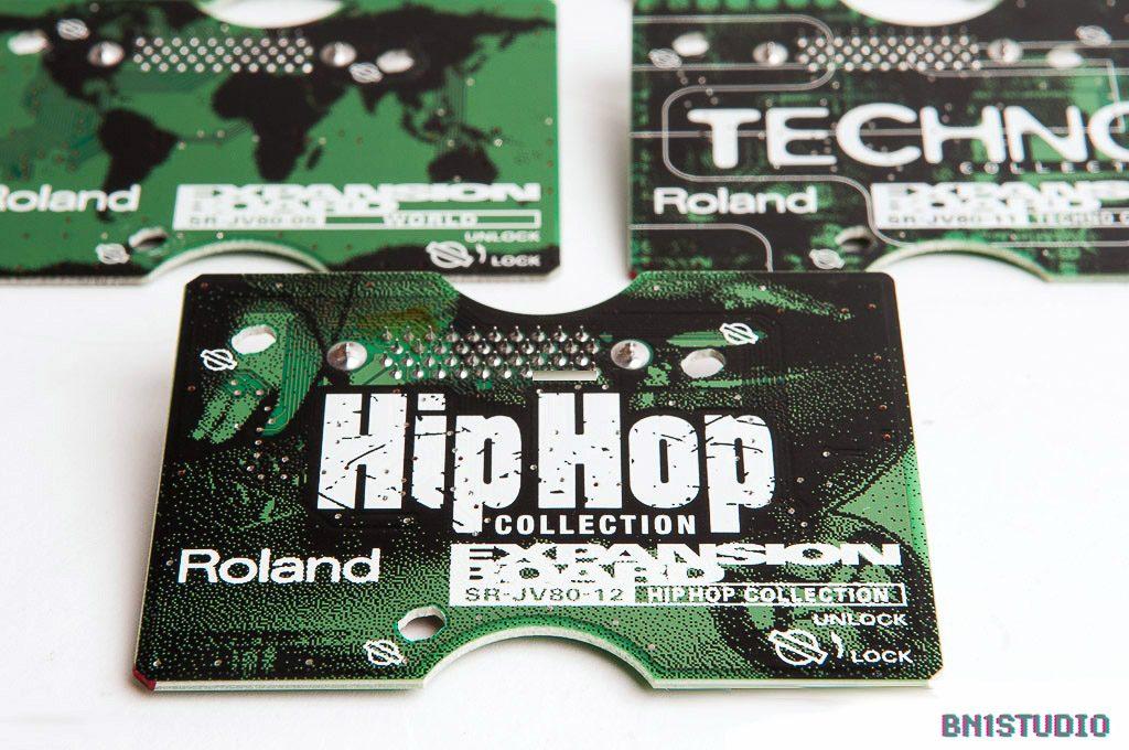 SR-JV80-12 Hip Hop