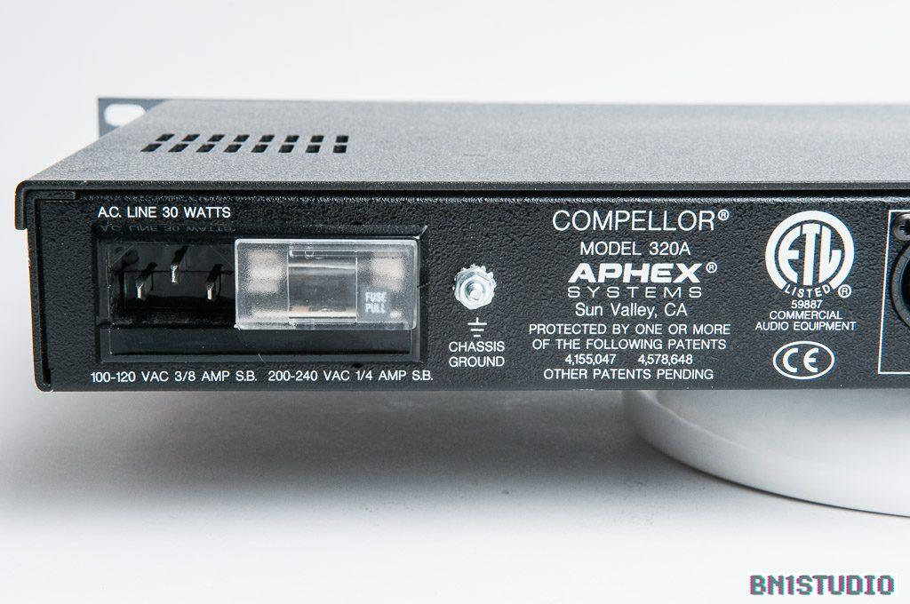 Aphex Compellor 320
