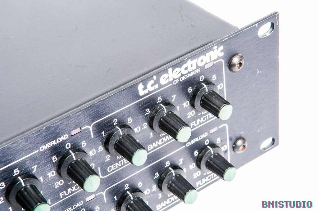 TC Electronic 2240 Stereo Equaliser