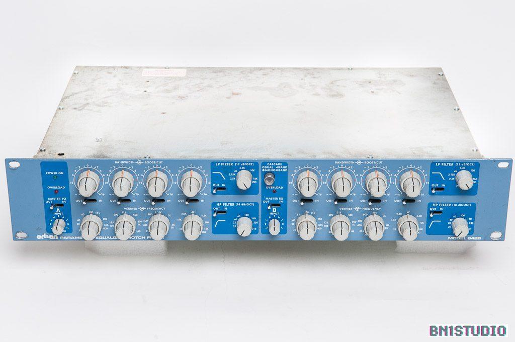 Orban 642B Stereo Parametric Equaliser