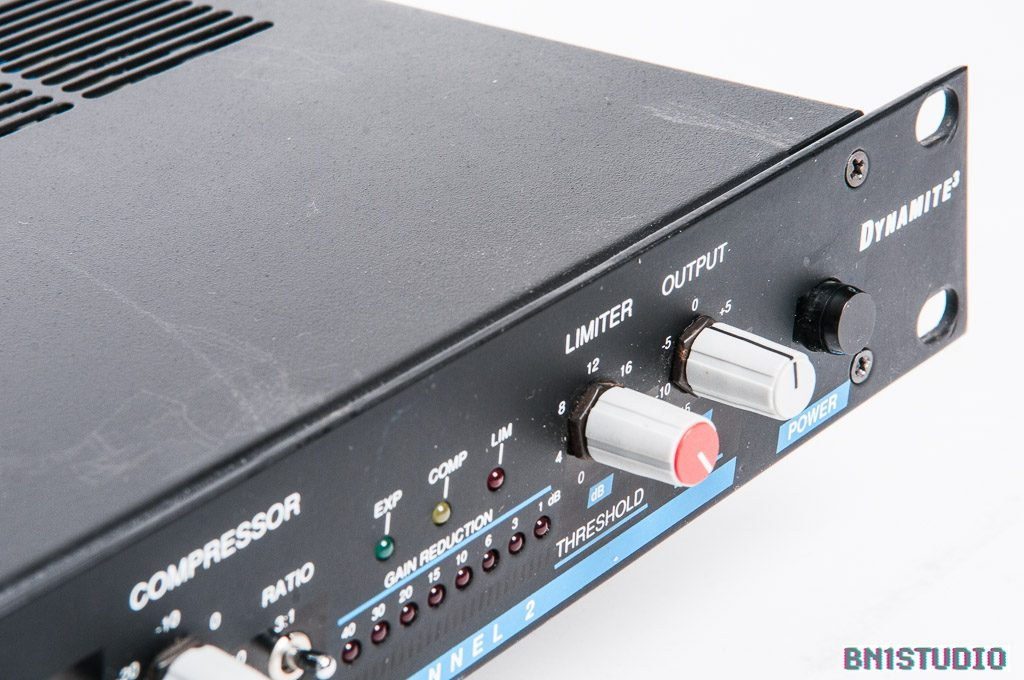 Valley Audio Dynamite³ Stereo Compressor, Model 433