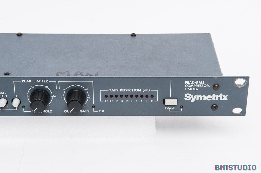 Symetrix 501 Compressor / Limiter