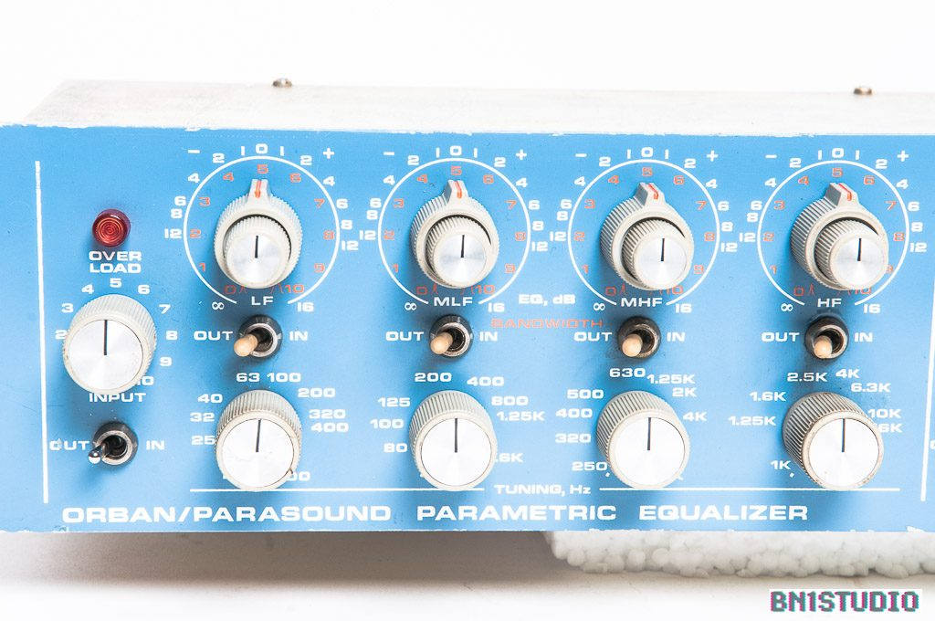 Orban 622B Stereo Parametric Equaliser