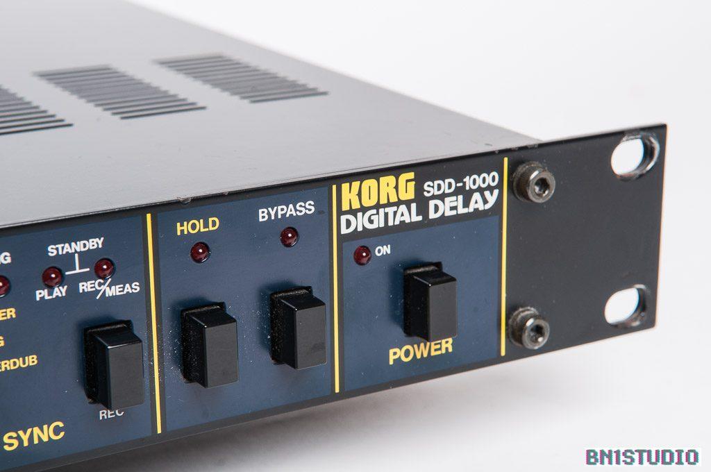 Korg SDD-1000 Digital Delay Line