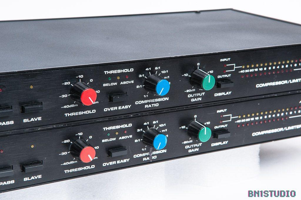 dbx 160XT sequential serials set #6