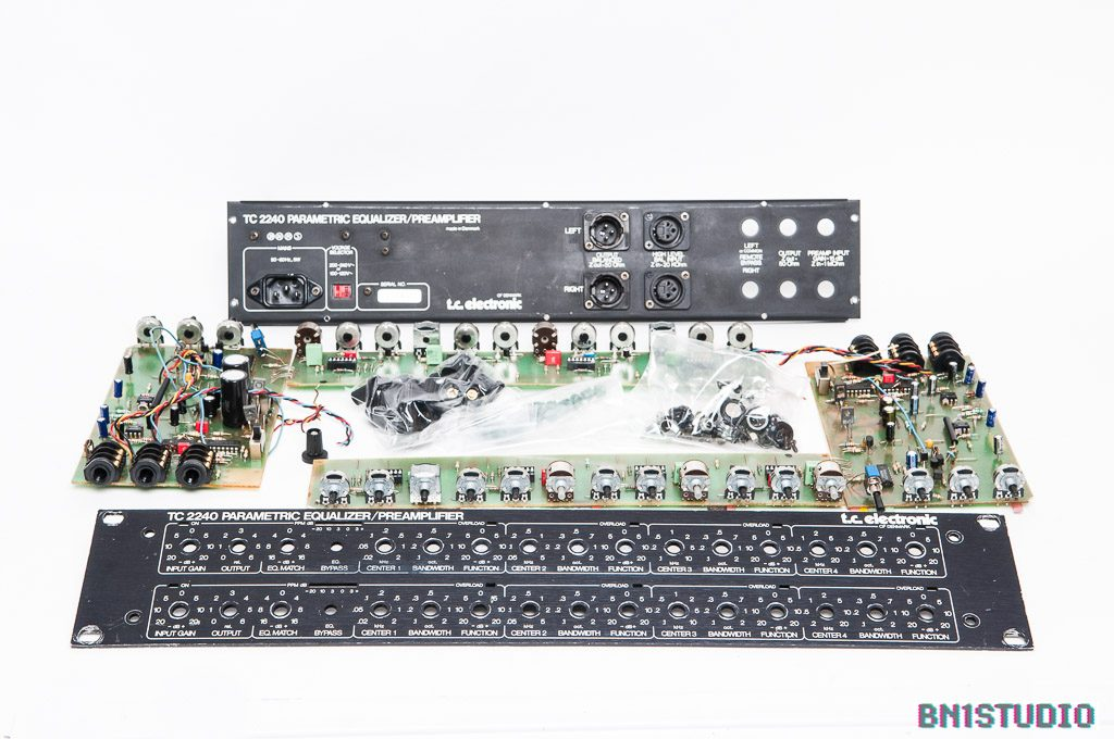 TC Electronic 2240 (Refurbished & Recapped)