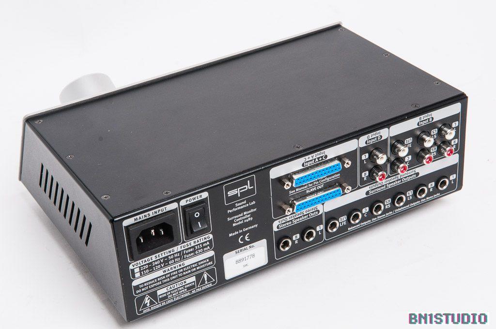 SPL 2489 Monitor Controller