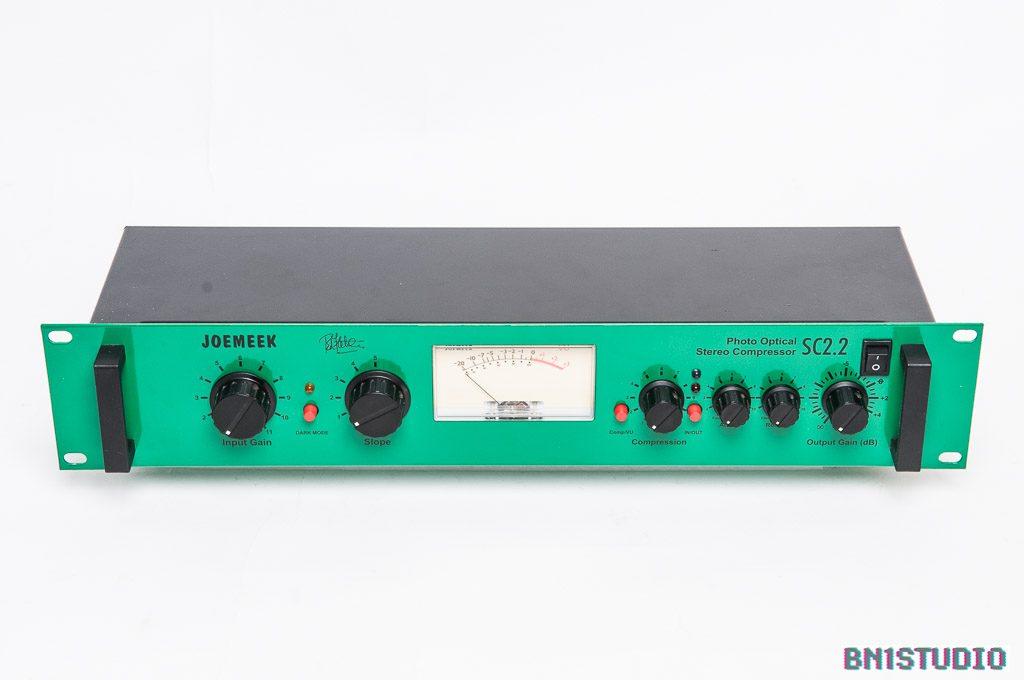 Joe Meek SC2.2 Stereo Compressor
