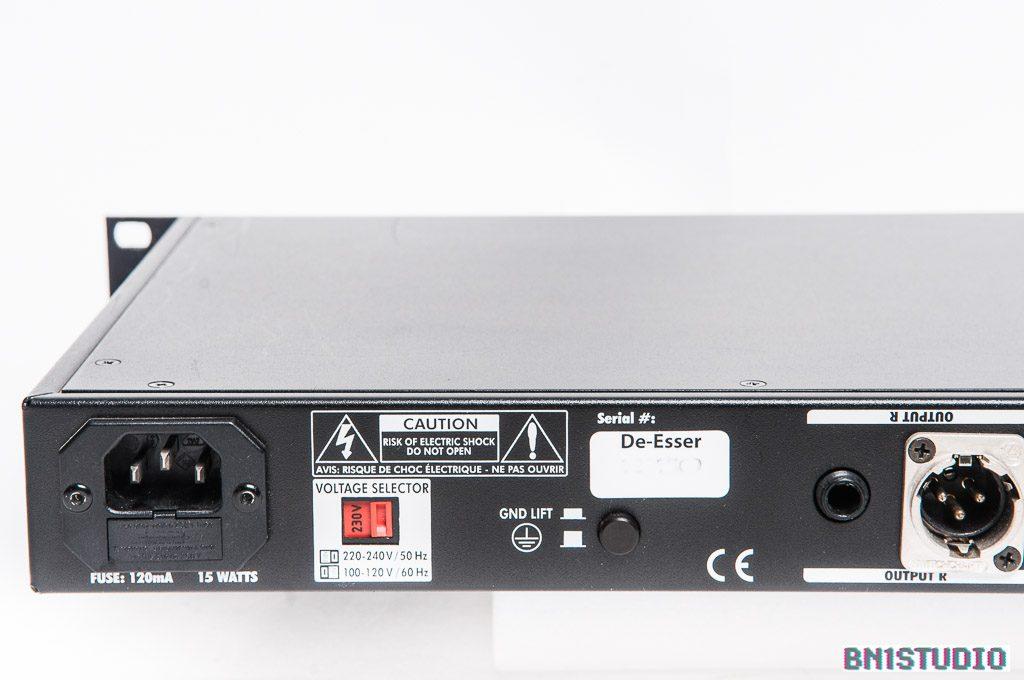 SPL 9629 De-Esser
