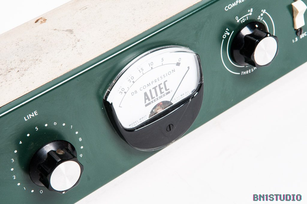 Altec 1591A Compressor Amplifier