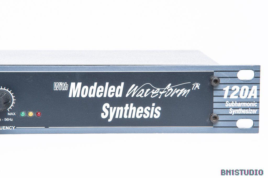 dbx 120A Subharmonic Synthesiser