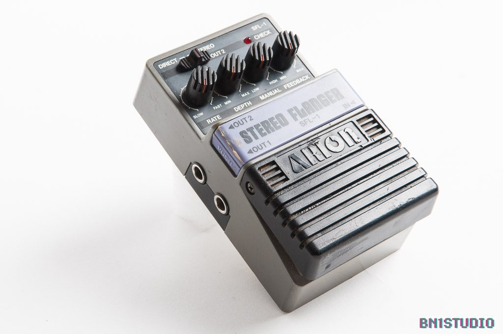 Arion SFL-1 Stereo Flanger Pedal