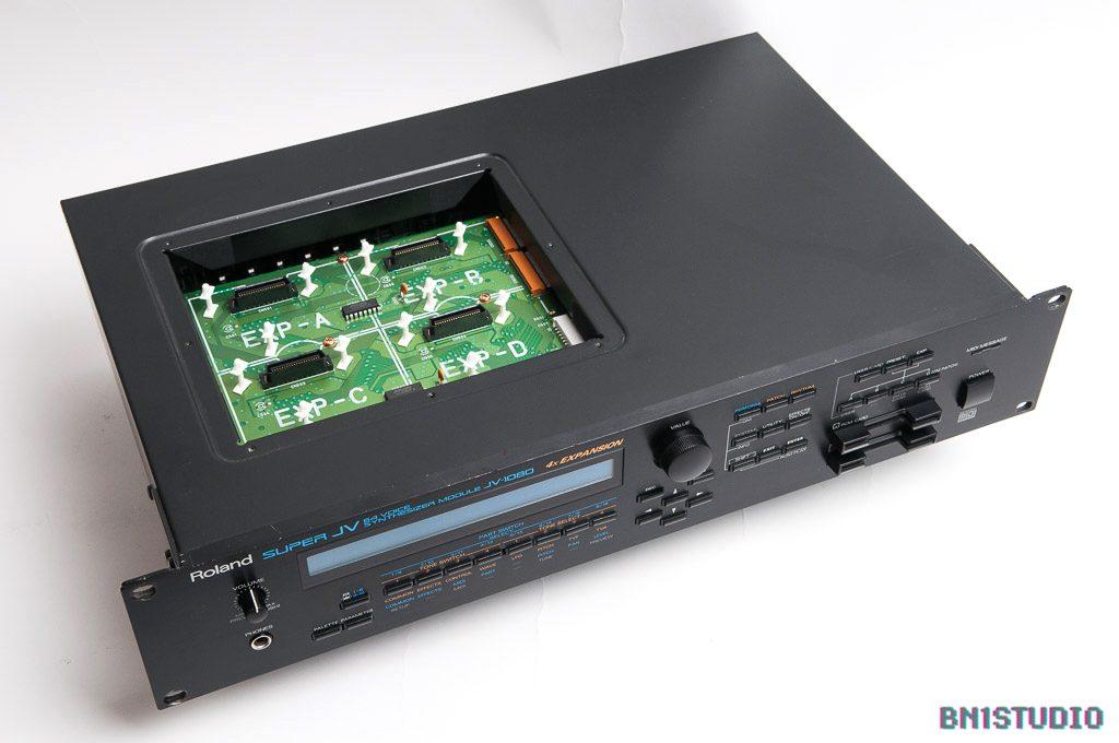 JV-1080 expansion boards 3