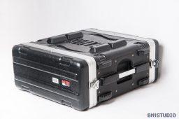 Generic 4U rack case