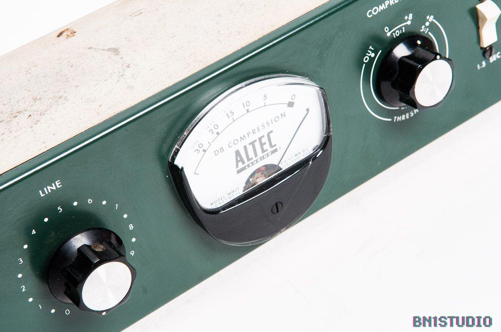 Altec 1591A Compressor Amplifier